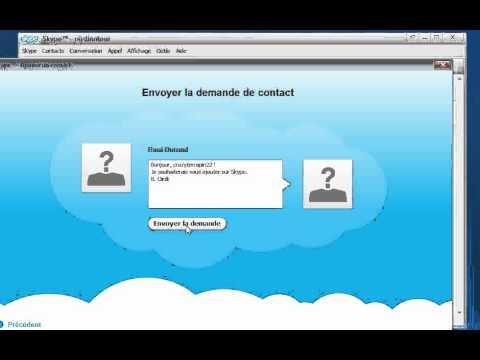 comment s'inscrire et utiliser skype