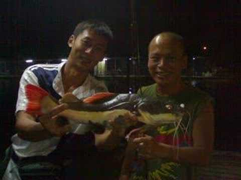 FW3 fishing pond in singapore