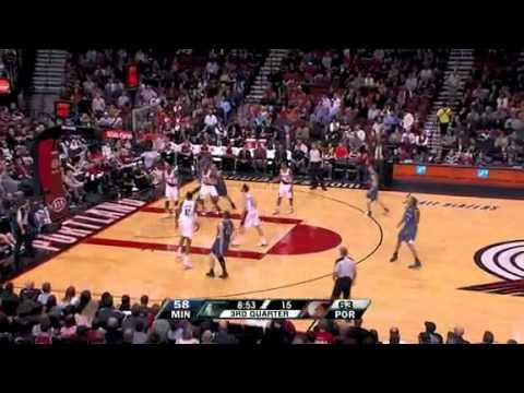 Minnesota Timberwolves 102 – Portland Trail Blazers 107