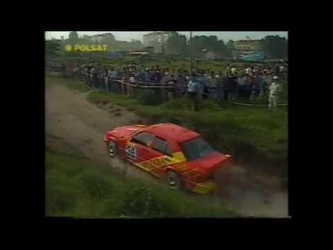 Prolog 52. Rajd Polski 1995 - cała relacja
