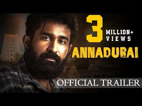 ANNADURAI - Official Trailer | Vijay Antony | Radikaa Sarathkumar | Fatima Vijay Antony | 2K