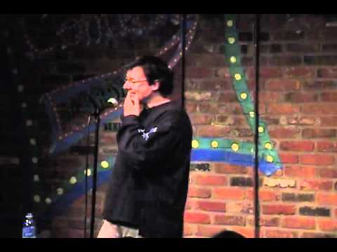 Costaki Economopoulos - Stand Up Comedy 2