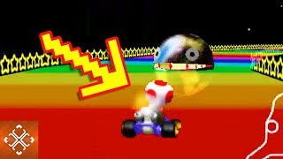 "Try out ThePremium Network for free: https://goo.gl/URs6skWhat glitch did we find in Super Mario Kart!? 10 Video Game Glitches That Are Actually Helpful! subscribe now to TheGamer! https://goo.gl/AIH31G   The ability to download game patches is one of the worst things to ever happen to console gaming. In the old days, companies like Nintendo and Sega would test their games in order to remove any bugs. Now that patches can be added to console games, developers have become lazy. From the glitch Pokémon that gives away gifts like Santa, to the secret death beam of Samus Aran, here are the 16 Video Game Glitches That Are Actually Helpful. Gears of war allows you to bounce off walls of duck and cover. Bayonetta glitch gives you the ability to launch rockets at higher speeds and become nearly invincible. Resident Evil 4 you can turn from a zombie hunter to a pro wrestler slamming your predator. Final Fantasy VI glitch is awesome to take advantage of because you can become undefeatable. Street Fighter's Guile has an unstoppable glitch which allows you to win every time. Dark Souls is insanely difficult but with this hack you'll have the game beat in no time. Mega Man's most difficult Yellow Devil villain can be ""paused"" to become one of the easiest. Mario Kart 64 is a blast and when you fall off the rainbow makes getting through this terrain more doable. Fire Emblem glitch gives you the ability to blast through this game far easier than before by laying mines down. Super Metroid is by far one of the most difficult SNES games but with this glitch you'll be through it in no time.Source article by: Scott Bairdhttp://screenrant.com/video-game-glitches-actually-helpful-best/"