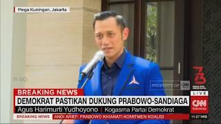 Video Curhat AHY & Demokrat Pastikan Dukung Prabowo-Sandiaga Pilpres 2019 MP3, 3GP, MP4, WEBM, AVI, FLV Desember 2018