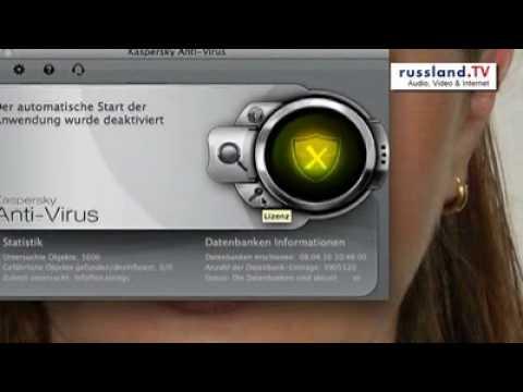 Test: Kaspersky für Mac