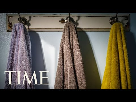 Your Towels Are Way Dirtier Than You Think & You Should Probably Wash Them More Often | TIME
