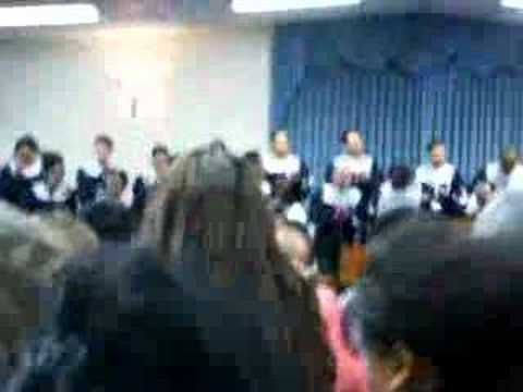 Apostolic Tabernacle Church Choir I am Blessed