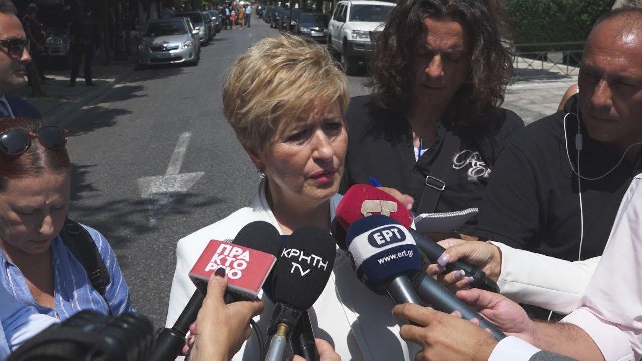 Tίτλος: Δηλώσεις των νέων υπουργών και υφυπουργών της κυβέρνησης