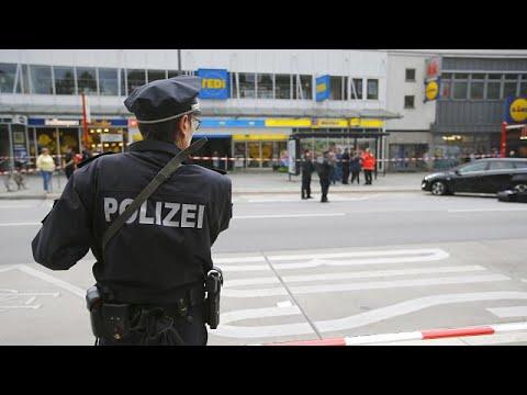 Αμβούργο: Επίθεση με μαχαίρι – Ένας νεκρός, συνελήφθη ο δράστης