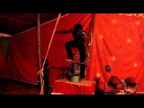 Weverton Circo em Mairi