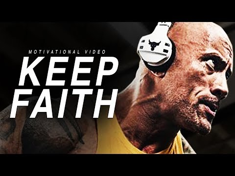 KEEP THE FAITH - Christian Motivation for Effective Faith