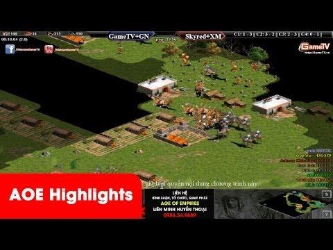AOE HighLights - Đội mồ sống lại hay cõi chết trở về cũng không thể tin đây là một chiến thắng