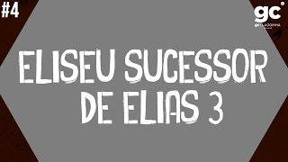 Lagoinha Células - Eliseu é sucessor de Elias 3