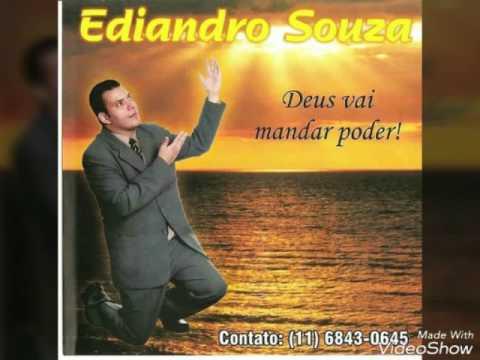 Cantor Ediandro Souza,Primeiro cd Deus vai Mandar Poder ! , Louvor : Amor Maior (видео)