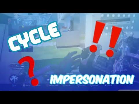 CYCLE IMPRESONATION!!!