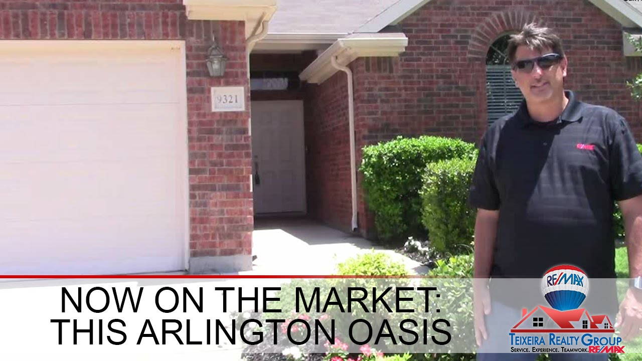 Now on the Market: This Arlington Oasis