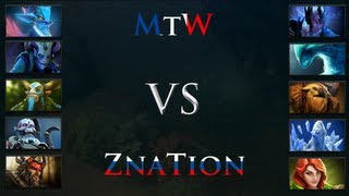 mTw vs ZNation #002