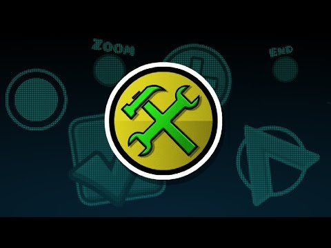 A Look Into the 2.2 Editor | Geometry Dash (видео)