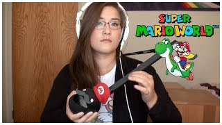 Super Mario World - Overworld Theme - Otamatone Deluxe + Violin Cover || mklachu