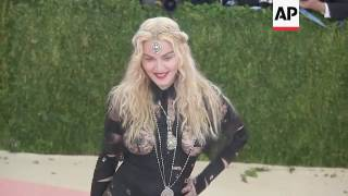(20 Jul 2017) Auction house comments on halt in Madonna pantie sale