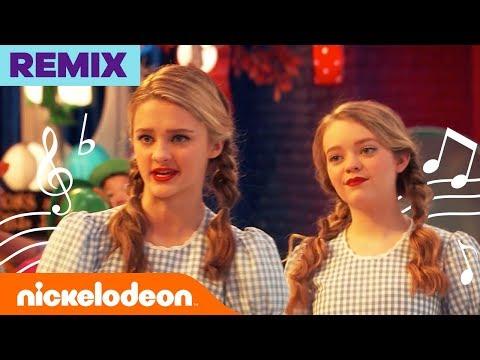 """I'm Dorothy"" 👠 Music Remix w/ Lizzy Greene & Jade Pettyjohn | NRDD | #MusicMonday"