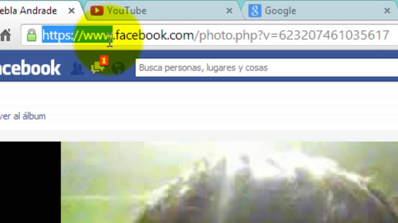 Como Descargar un Video de Facebook sin programas 2013-2014 facil y rapido
