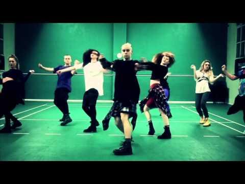 choreography - Choreographed By Chris Clark.