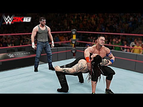 WWE 2K18 Top 10 Stolen Finisher Beatdowns! Part 3