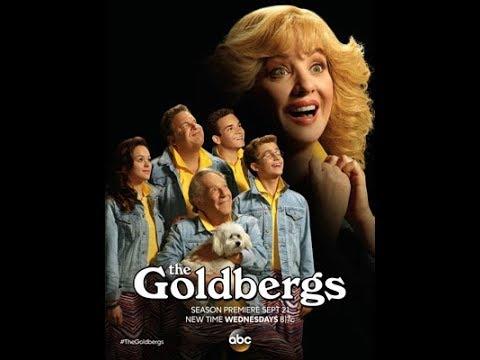 The Goldbergs: Erica Talks To Barry And Adam In Adam's Room.
