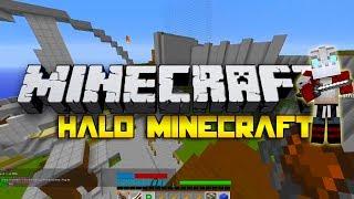 Halo Minecraft - ROCKETS ROCKETS ROCKETS! w/Nooch&Crooked Reign
