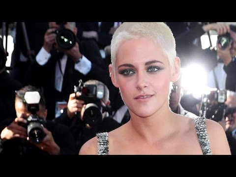 Kristen Stewart - 2017 Cannes Film Festival Red Carpet (видео)