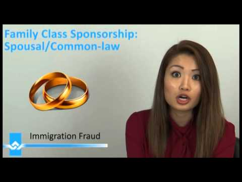 Spouse or Common Law Sponsorship Video