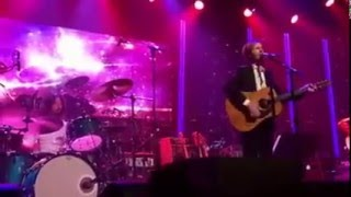 Nirvana ft-  Beck  The Man who Sold The World Live Pre-Grammy