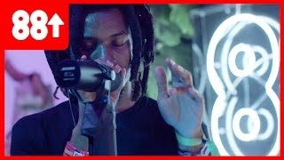 Denzel Curry drops freestyle to Dat $tick, talks Dragon Ball Z and Keith Ape | 88 GOOD FORTUNES