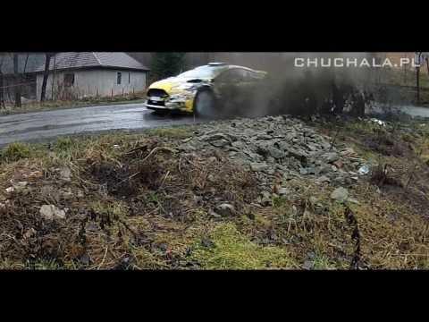 1 Rajd Arłamów 2014 | Wojtek Chuchała & Speed - Michał Wiśniewsk