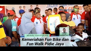 Anak Bupati Pidie Jaya Merasa tak Layak, Hadiah Sepeda Motor Jadi Milik Saifullah