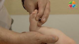 Массаж и гимнастика для грудничков