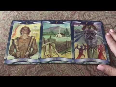 УЙДЕТ ЛИ ОН  ИЗ СЕМЬИ К ЛЮБОВНИЦЕ ?РАСКЛАД ДЛЯ ЖЕН/ Гадание на рунах/Divination on the runes