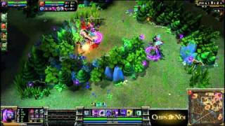 (HD112) LAN Lille Arena - Sypher Vs Oo - League Of Legends Replay [FR]