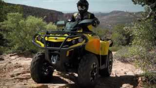 6. Can-Am ATV Outlander