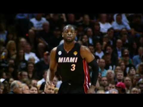Dwyane Wade's Career vs Spurs