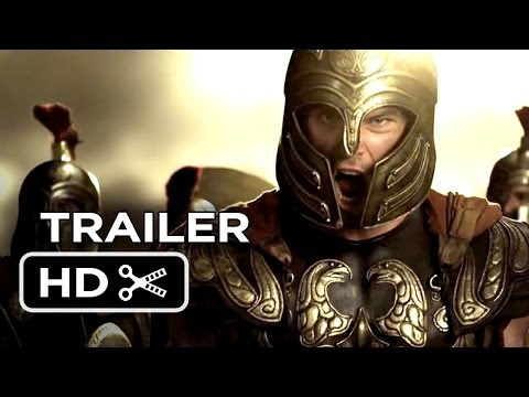 The Legend Of Hercules TRAILER 1 (2014) - Kellan Lutz Action Film HD