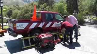 COBERTURA ESPECIAL DE CANAL 2 CAPILLA DEL MONTE: UNA MULTITUD DISFRUTO DE LA 6TA FIESTA ALIENIGENA