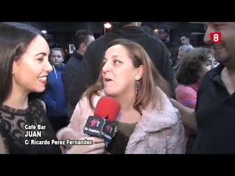 BAR JUAN SORTO TELEVISION DIC 2017