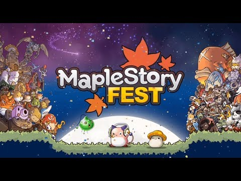 MapleStory FEST: 13 Years of MapleStory (видео)