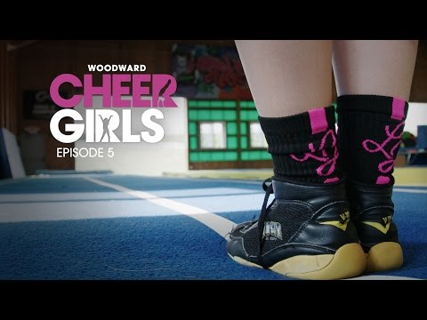 Telepathicness - EP5 - Woodward Cheer Girls