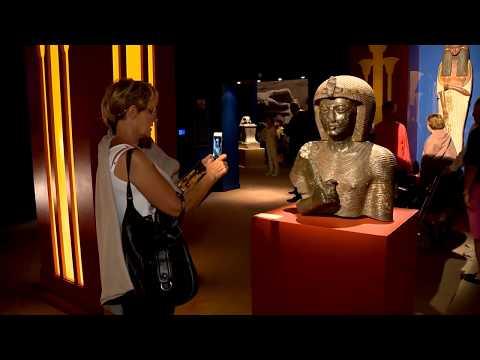 L'Or des Pharaons fait déjà tomber des records