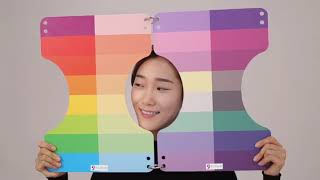 video thumbnail 41 Colors of Seasonal Color Analysis with Face Color Matching - By ITCOLOR youtube