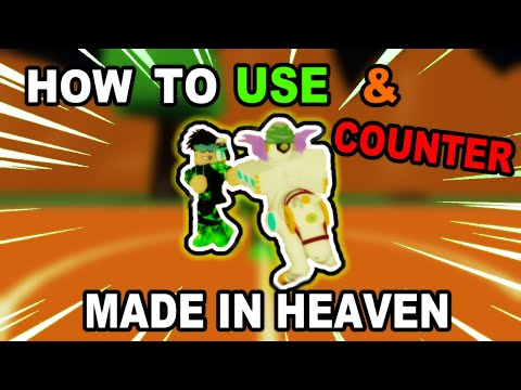 How to Use and Counter MIH/Made in Heaven -A Bizarre Day