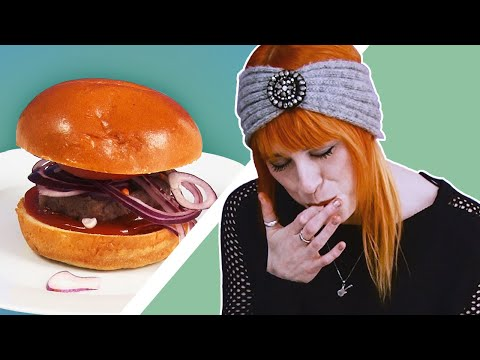 Vegans Try Meat For The First Time